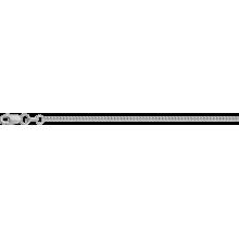 НЦ 22-002-3 Цепь из серебра 925 пробы, Крвсцветмет