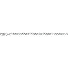 НЦ 22-076-3 Цепь из серебра 925 пробы, Крвсцветмет