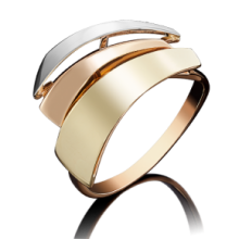 Кольцо из золота арт.01-4965-00-000-1140-48, Платина