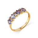 1-108232-00-31 Кольцо из золота с танзанитом, МАСТЕР БРИЛЛИАНТ