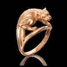 Кольцо из золота PLATINA Jewelry