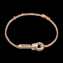 Браслет из золота с топазом white PLATINA Jewelry арт. 05-0717-01-201-1111