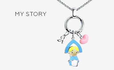 выбрать украшение коллекции MY STORY